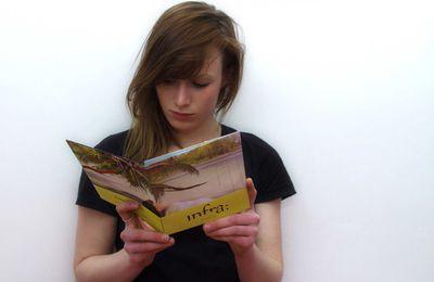 Art, la revue infra, une galerie d'art sur papier pour les jeunes artistes! interview d'Emma Cozzani par Nicolas Caudeville