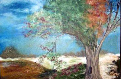 Les jours heureux d'Anny: 5- le vieil arbre et l'enfant
