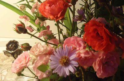 Bonne semaine Fleurie