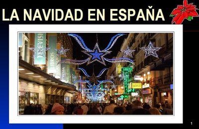 Navidad en España y en América Latina