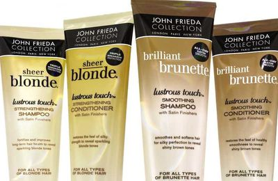 Shampooing pour blondes!