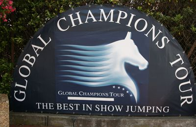 Cannes Cheval Jumping Dressage International global champions tour photo picture