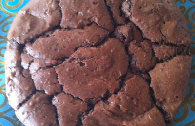 Outrageaous chocolate cookies