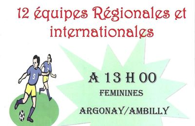 Tournoi de football de l'Ascension
