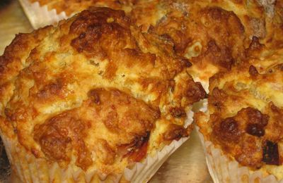 Muffins aux fromages
