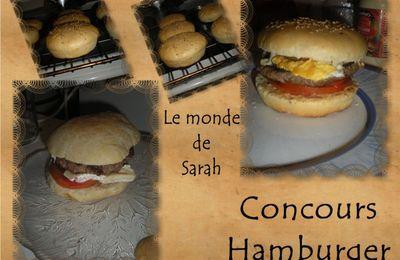 Vote concours Hamburgers