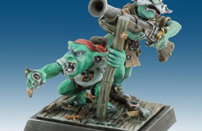 Freebooter Miniatures: Maestro Cerebro