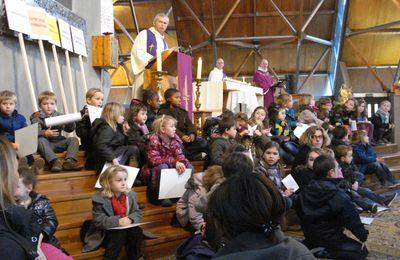 messe jeunes et familles 23 février