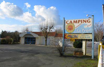 St-Hilaire-de-Riez: camping la Pege