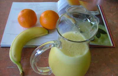 Jus de fruits au Thermomix TM31
