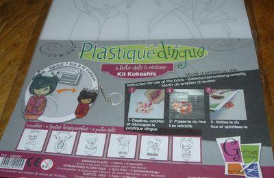 J'ai testé pour vous : Le plastique dingue de Creavea.com