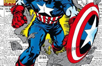 1eres Séances : Captain America N°1 !!!