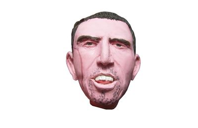 la face cachee de ribery photo de couverture refere rejete blague