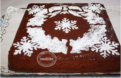 Brownies -Gateau au chocolat