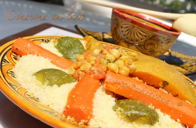Couscous with Milk