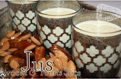 Avocado Juice - Dry Fruits- Ramadan Special