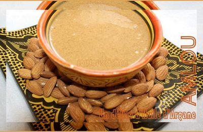 AMLOU-Moroccan paste