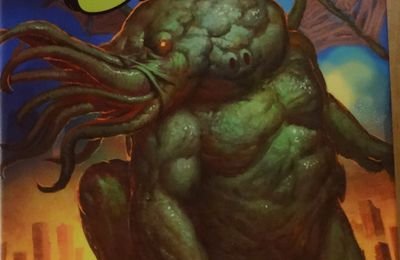 Smash Up : Cthulhu Fhtagn ! (Paul Peterson)