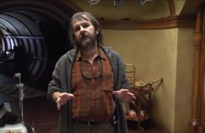 The Hobbit- Part 1 : visite du plateau