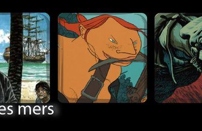Thème : Pirates et loups des mers