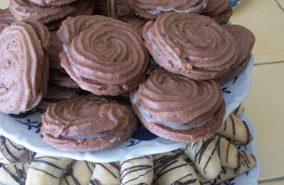 tourbillons chocolatés by Linda
