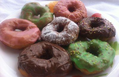 Un tour en cuisine avec des Donuts ! ! !