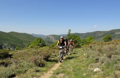 La Buiscyclette - Trans Baronnies