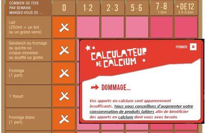 Calcium, chui fouttu. Lait, mensonge et propagande.