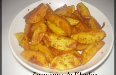 Potatoes rapides