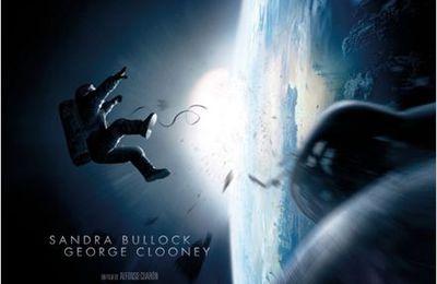 Critique cinema : Gravity