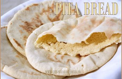 Video Pita bread, pain pita