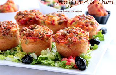 Muffins au Thon Facile