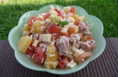Ma salade de riz