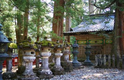 NIKKO_WORLD HERITAGE TEMPLES & SHRINES