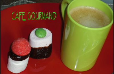 CAFE GOURMAND N°1