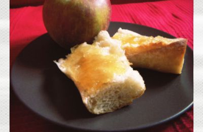 Confiture pomme/cannelle