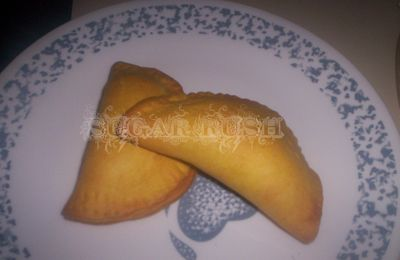 Faux Jamaican Beef Patties- A Thursday Cheat
