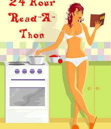 Read-A-Thon 09-10 Avril