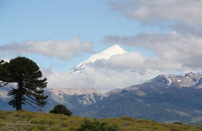 AñoNuevo2011 – Argentina-Chile - 7/ Volcan Lanín