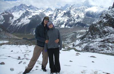 Perou-Peru ... Huaraz, Cordillera Huayhuash/1