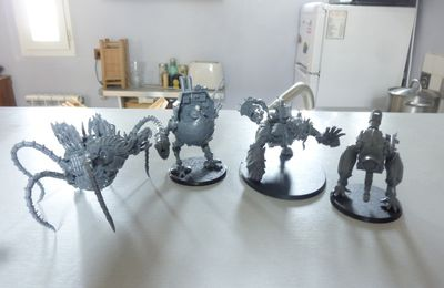 Chaos renegades converted sentinels...