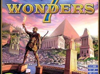 "Le Test du Jeu ""7 Wonders"""