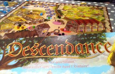 "Le Test du Jeu ""Descendance"""