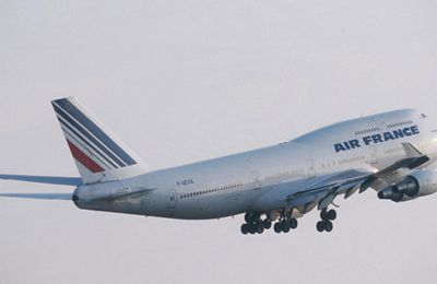 Allez Luya !! ...euh Air France