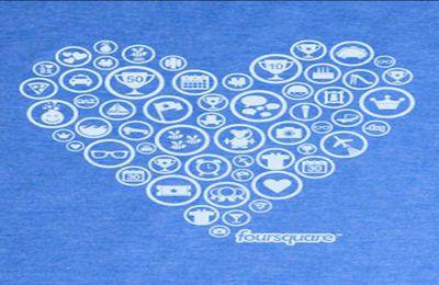 Facebook Places est né, vive Foursquare !