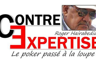 """Roger Hairabedian lance sa """"Contre Expertise"""""""