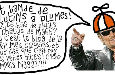 """Plus de chapôs, plus de moustaches, plus de peoples!!!"" Kant."