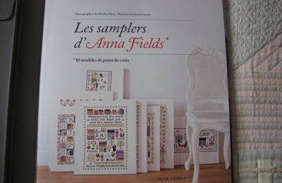 Les samplers d'Anna Fields !