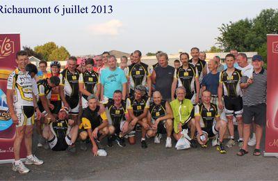6 juillet 2013: 500 km de Sains à Sains
