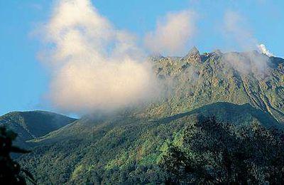 LA SOUFRIERE de la Guadeloupe